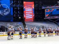 """Вратарь """"Айлендерс"""" Семен Варламов отстоял на ноль второй матч подряд в плей-офф НХЛ"""