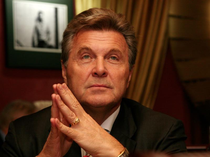 """Уровень нашего футбола - безобразие"""", - заявил Лев Лещенко, который призывает отказаться от легионеров-лодырей в отечественном футболе"""