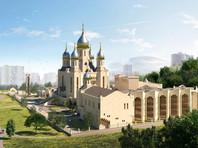 В столичном районе Бутово началось активная фаза строительства храма в честь святого благоверного князя Дмитрия Донского, иначе именуемого главным храмом российских спортсменов0