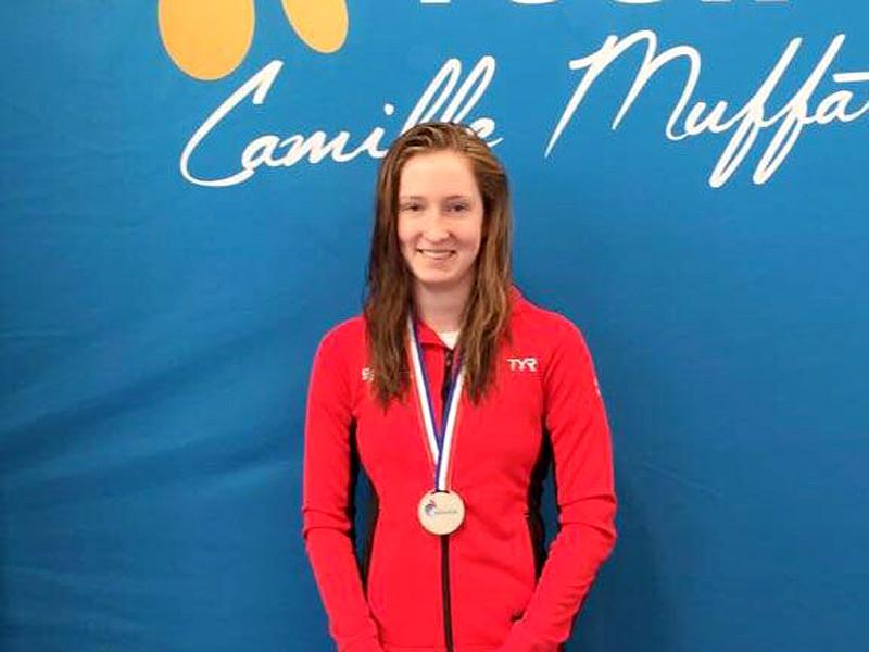 Британская пловчиха Татьяна Белоногофф получила право выступать за Россию