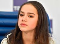 Фигуристка Загитова отказалась участвовать в контрольных прокатах сборной