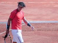 Надаль не сумел защитить титул на турнире в Риме
