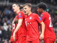 """Семь игроков """"Баварии"""" претендуют на награды лучшим футболистам сезона в Лиге чемпионов"""
