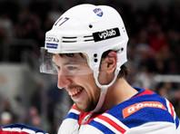 Нападающий Бурдасов установил рекорд КХЛ, забросив шайбу в шестом матче подряд