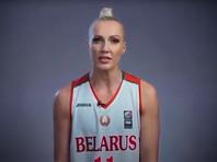 В Белоруссии за участие в митингах задержали известную баскетболистку Елену Левченко