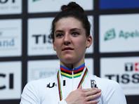 Американская велогонщица Хлоэ Дайгерт