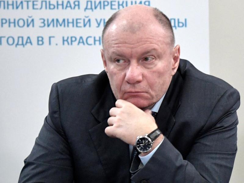 Бизнесмен Владимир Потанин предложил России стать главным спонсором WADA