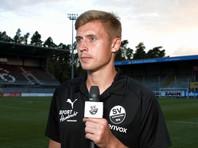 В сборную России по футболу вызвали центрального защитника из второй бундеслиги
