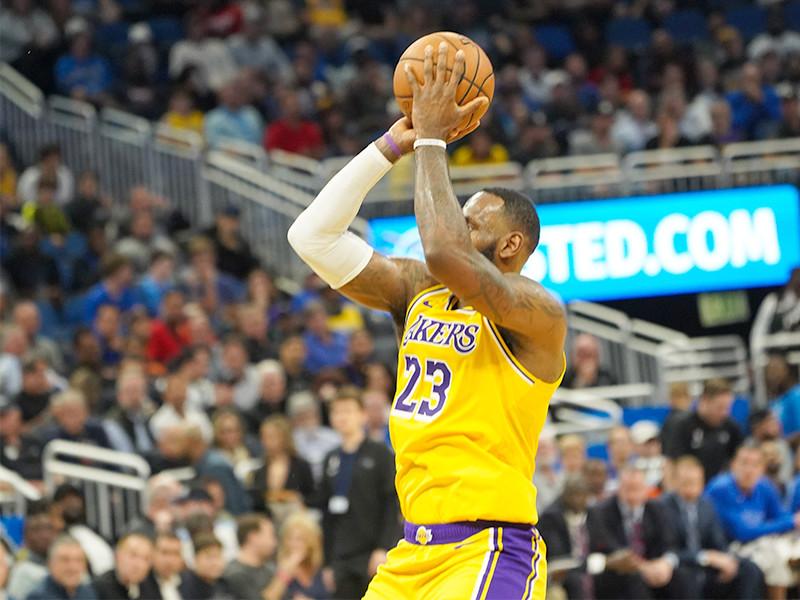 """""""Лос-Анджелес Лейкерс"""" впервые за десять лет пробился в финал НБА"""