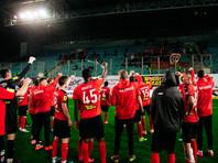 """Подмосковные """"Химки"""" одержали первую за 11 лет победу в Премьер-лиге"""