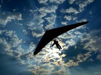 Под Симферополем 72-летний дельтапланерист выжил, упав с 300-метровой высоты