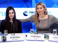 Фигуристка Медведева решила вернуться к тренеру Тутберидзе