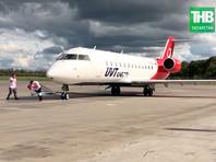 Люберецкий силач 35 метров тащил самолет, надувая при этом до разрыва медицинские грелки (ВИДЕО)