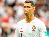 Роналду пропустит матч против сборной Хорватии из-за укуса пчелы