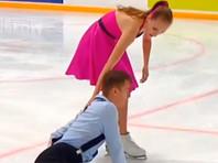 На Кубке России фигурист Серов получил сотрясение мозга (ВИДЕО)