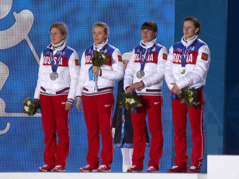 Сборная России будет лишена серебра женской биатлонной эстафеты на Олимпиаде в Сочи, где, помимо Вилухиной, Романовой и Зайцевой, также выступала Екатерина Шумилова. Вилухина сохранит серебряную медаль, завоеванную на Играх 2014 года в спринтерской гонке