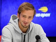 Медведев не сумел пробиться в финал Открытого чемпионата США по теннису