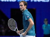 Теннисист Даниил Медведев квалифицировался на итоговый турнир ATP