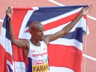 Фара, которого не могут уличить в употреблении допинга, побил рекорд в часовом беге
