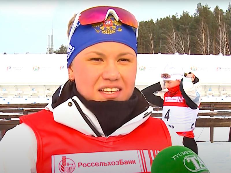 Биатлонистка Кристина Резцова пропустит сезон по причине беременности