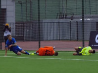 Сын Станислава Черчесова получил серьезную травму головы в матче ПФЛ