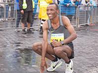 Лондонский марафон выиграл эфиопец Китата, Кипчоге к финишу прибежал восьмым