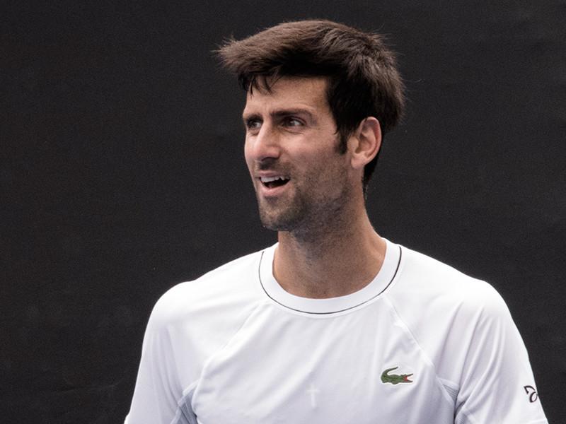 Теннисист Новак Джокович повторит рекорд Пита Сампраса, обойдя Надаля и Федерера