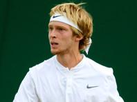 Теннисист Андрей Рублев дебютировал в первой десятке рейтинга ATP