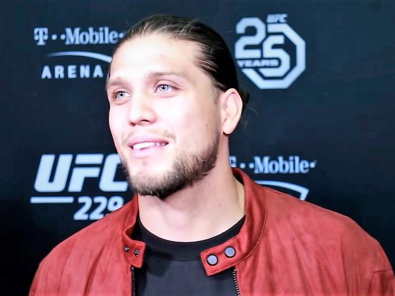 Американский боец UFC сбрил волосы, чтобы попасть в полулегкий вес