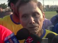 74-летний египтянин стал самым возрастным футболистом мира