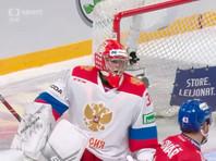 На первый этап хоккейного Евротура Россия отправит молодежный состав