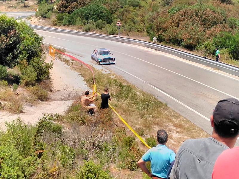 Испанка Лаура Сальво погибла в аварии, которая произошла во время ралли в Португалии. 21-летняя девушка была штурманом Микеля Сосиаса