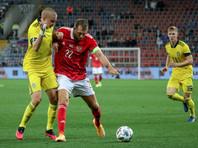 Россияне уступили в товарищеском матче сборной Швеции