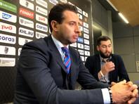 Ротенберг не исключил, что может стать главным тренером СКА на постоянной основе
