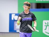 Рублев стал финалистом престижного турнира в Вене