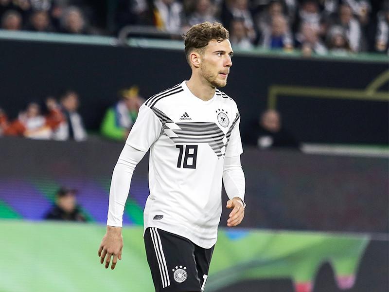 Украинские футболисты уступили в Киеве сборной Германии
