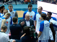 """""""Енисей"""" из-за вспышки коронавируса заявил на матч лишь семерых баскетболистов"""