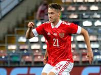 Российские футболисты не удержали победу в матче с турками
