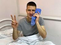 Сын Черчесова, получивший серьезную травму, приступит к тренировкам через месяц