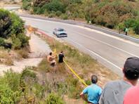 Во время ралли в Португалии погибла 21-летняя участница