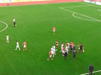 Футбольный матч в Грозном закончился избиением главного арбитра