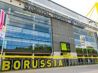 """В матче третьего тура чемпионата Германии по футболу дортмундская """"Боруссия"""" на своем стадионе """"Сигнал Идуна Парк"""" со счетом 4:0 разгромила """"Фрайбург"""""""