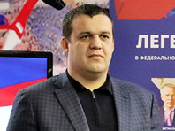 Умар Кремлев выдвинул свою кандидатуру на пост президента AIBA