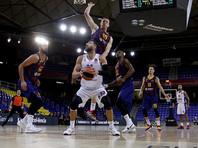 Баскетболисты ЦСКА неудачно стартовали в регулярном чемпионате Евролиги
