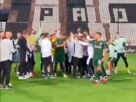 """""""Краснодар"""" впервые в истории пробился в групповой раунд Лиги чемпионов"""