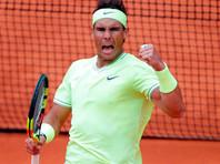 Надаль в рекордный тринадцатый раз вышел в полуфинал Roland Garros