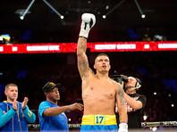 Усик выиграл второй бой в супертяжелом весе и стал обязательным претендентом на титул WBO