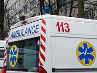 Юная украинская биатлонистка сломала позвоночник в ДТП с пьяным водителем