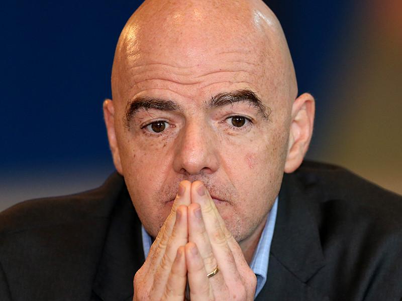 Президент Международной федерации футбола (ФИФА) Джанни Инфантино может покинуть ряды Международного олимпийского комитета, членом которого он стал в январе текущего года