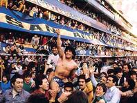 Диего Марадона, 1981 год